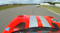 Viper onboard 4 Stock Footage