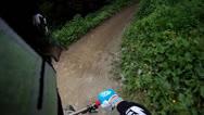 Helmetcam dh7 Stock Footage