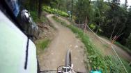 Helmetcam dh3 Stock Footage