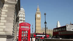 Iconic London Stock Footage