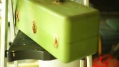 toolbox tool box 1 - stock footage