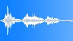 Impact Glass Scrape Sound Effect