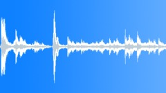 Raining Debris - sound effect