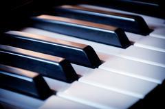 Piano keyboard Kuvituskuvat