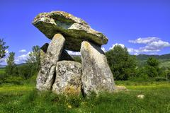 Dolmen Stock Photos