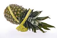 Stock Photo of pineapple two