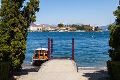 lago maggiore - italy - stock photo