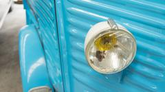 Headlight car Stock Photos