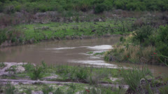 Rio Grande River 4 Stock Footage