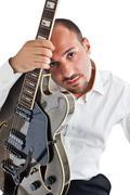 Wanna jazz with me? Stock Photos