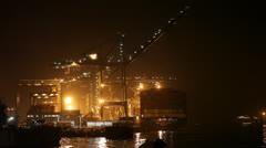 Rio de Janeiro Port Stock Footage