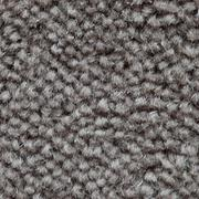 background of a short pile grey carpet - stock photo