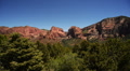 Zion Dolly LM01 Kolob Canyon HD Footage