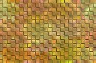 Stock Illustration of Emboss square blocks abstract background