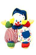 Colorful clown Stock Photos