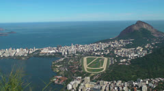Up to Christ the Redeemer View Stock Footage