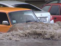 Stock Video Footage of flood