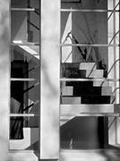 beautiful example of art deco architecure in melbourneco. - stock photo