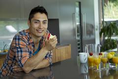 Healthy Professional Man Stock Photos