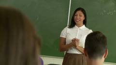 Teaching 03 Stock Footage