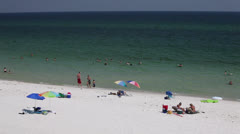 Florida Beaches Stock Footage