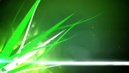 Stock Video Footage of Glowing grass loop