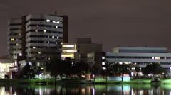 Florida Hospital Stock Footage