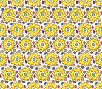 Stock Illustration of abstract summer pattern