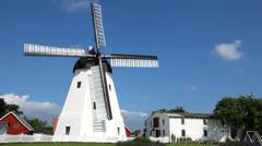 Flour Mill Stock Footage