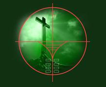 target - stock illustration