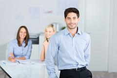 Stock Photo of businesspeople