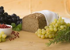mediterranean food - stock photo