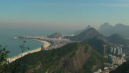 Stock Video Footage of Copacabana Beach