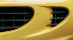 Car Detail 4 modern - stock footage