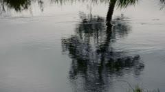Deschutes River Reflection Stock Footage