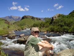 River Guide Bushmans River Stock Photos