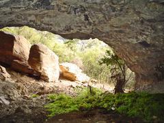 Bushman Rock Art Drakenberg South Africa Stock Photos
