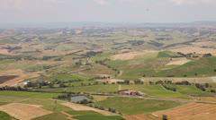 Tuscany Landscape Stock Footage