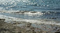 Mediterranean beach mallorca holidays vacation summer Stock Footage