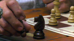 Chess04 Stock Footage
