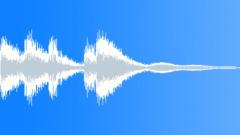 War drums - stinger 02 Sound Effect
