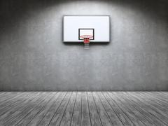 Basketball Stock Illustration