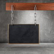 Stock Illustration of blackboard