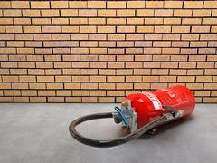 extinguisher - stock illustration