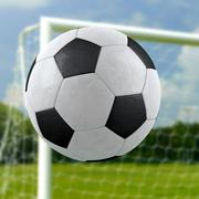 Stock Illustration of football goal