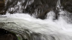 Water spring Stock Footage