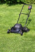 Lawnmower Stock Photos