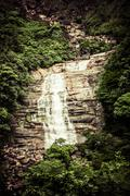 angel falls ( salto angel ) is worlds highest waterfalls (978 m), venezuela - stock photo