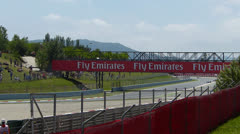 Formula 1 Grand Prix Stock Footage
