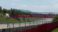 Stock Video Footage of Formula 1 Grand Prix